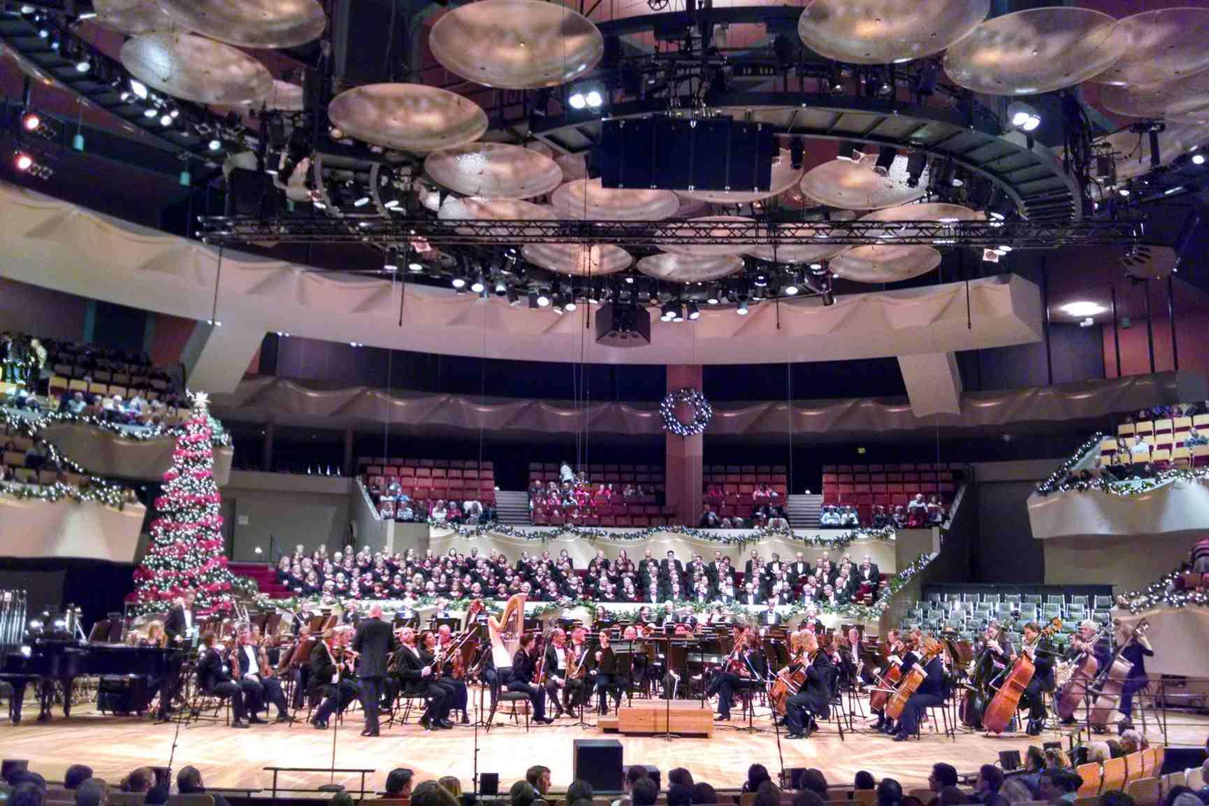 Boettcher Concert Hall in Denver