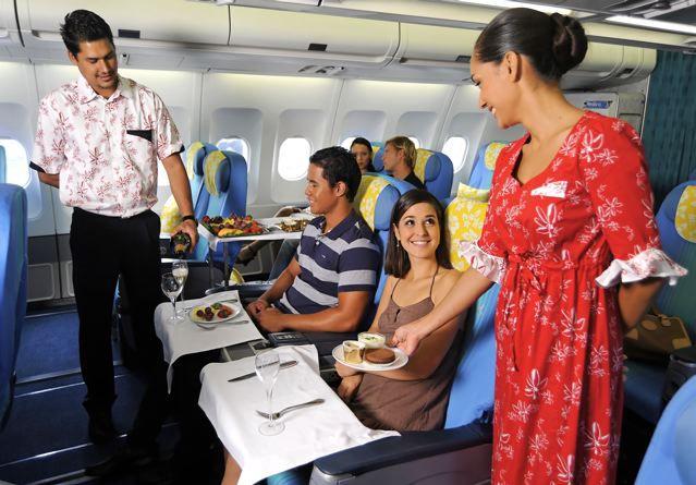 vuelo a tahití