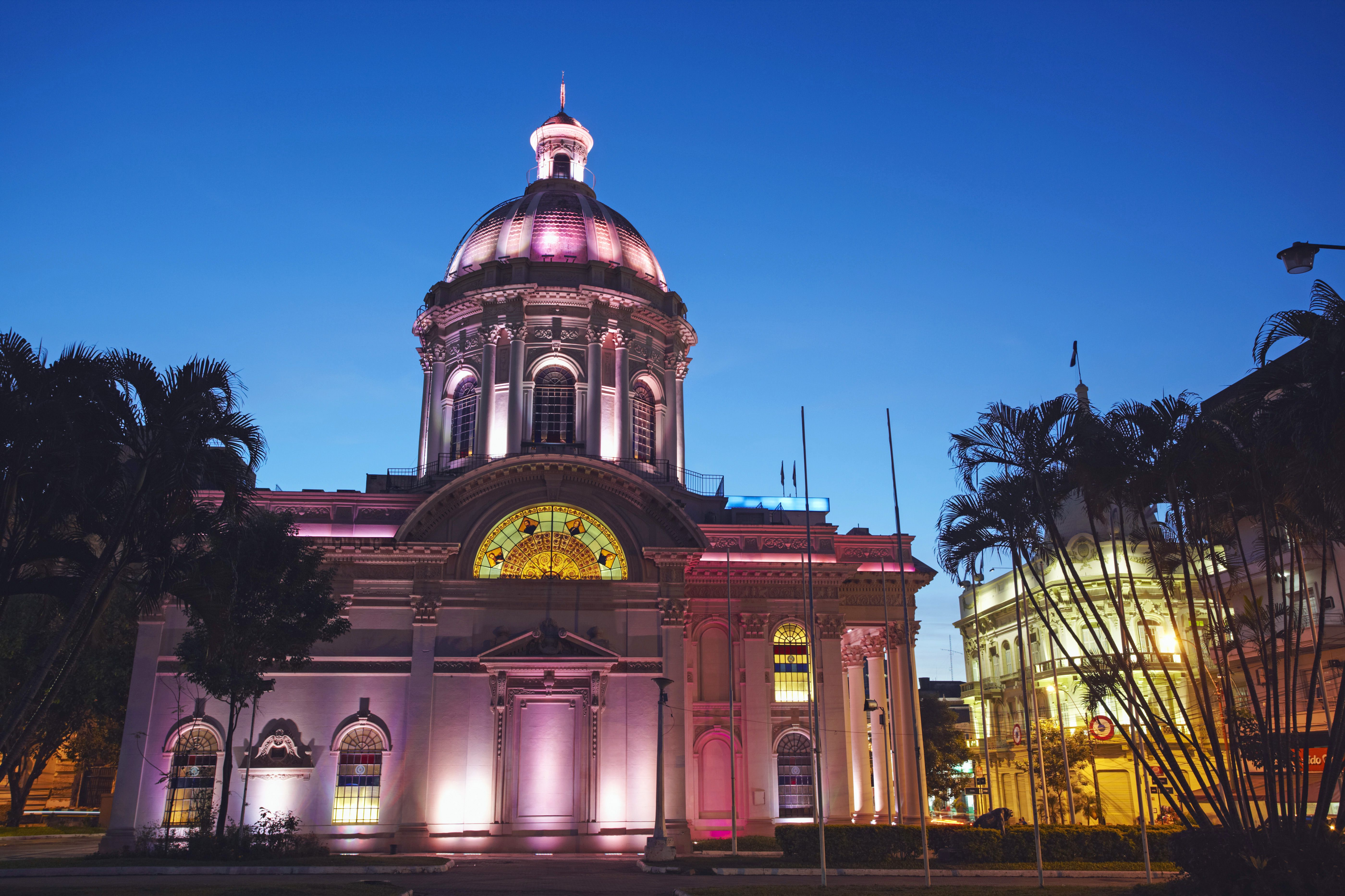 Asuncion is the capital city of Paraguay.