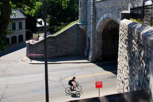 Saint Louis Gate, Quebec City