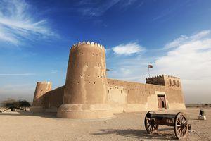 Fort Zubarah in Qatar