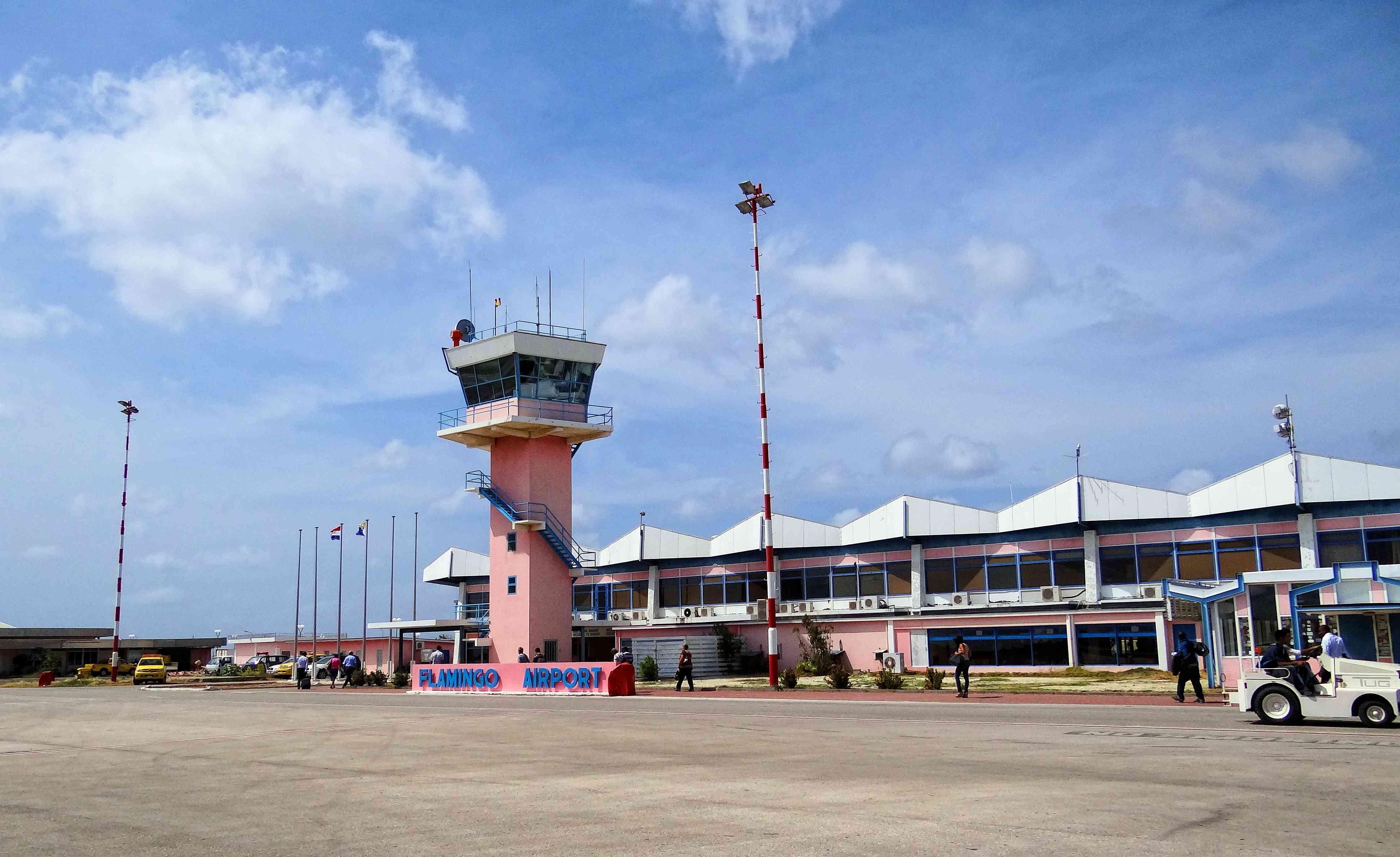 Flamingo International Airport