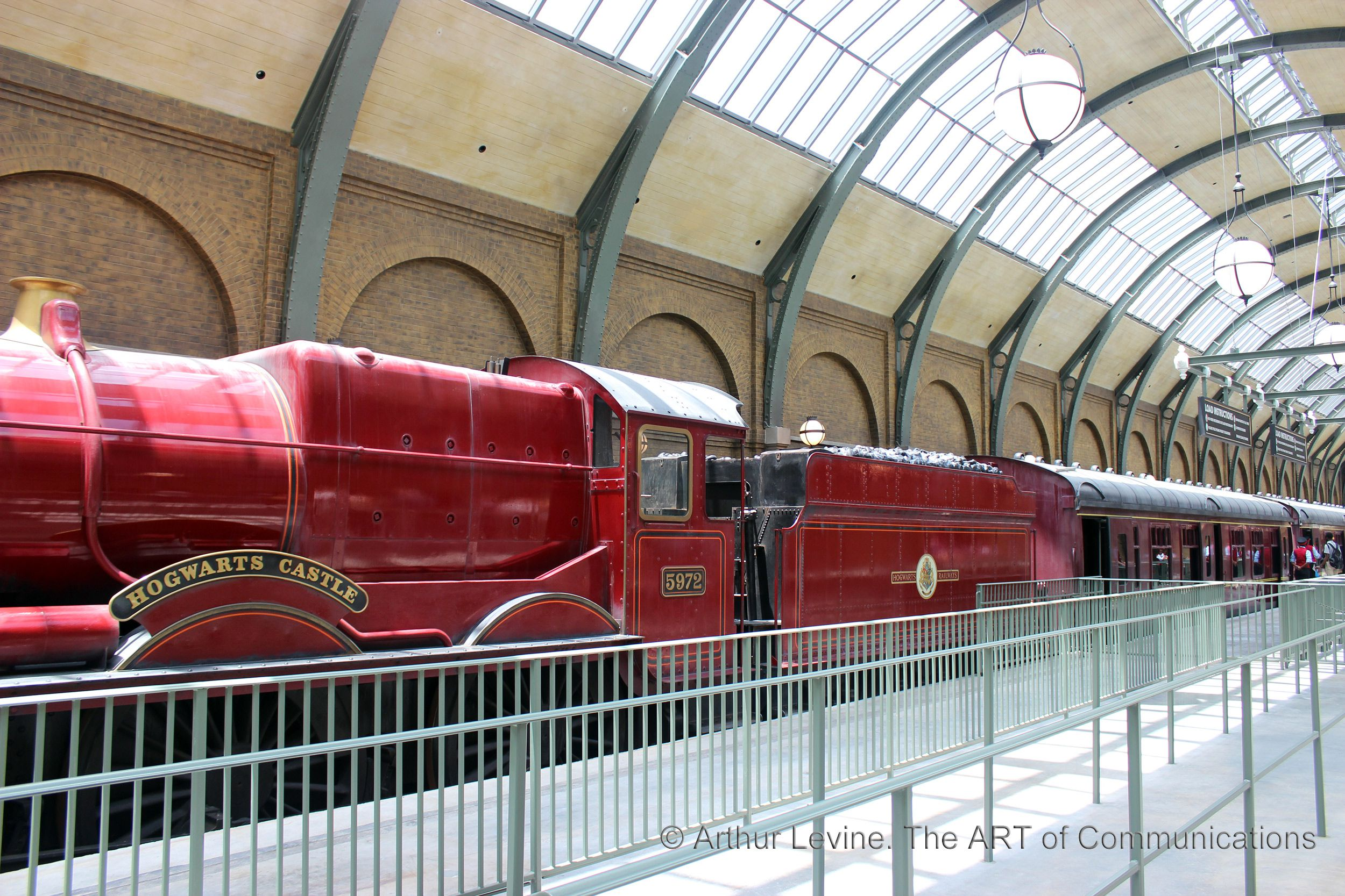 Tickets Needed For Hogwarts Express Ride At Universal