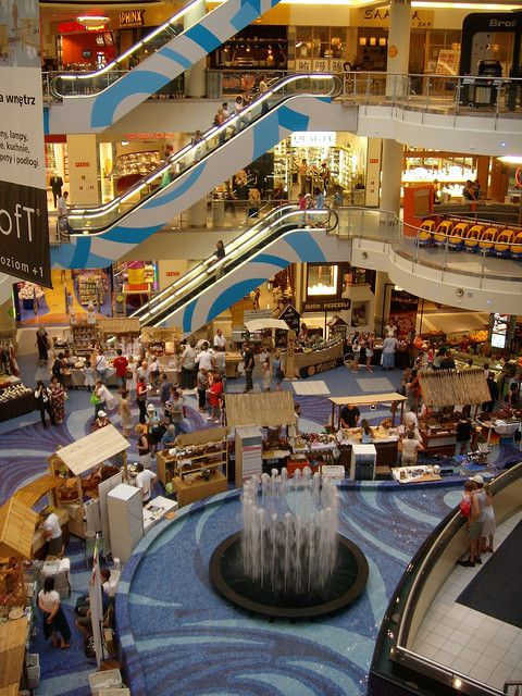 92d54203aa23 Shopping Malls in Warsaw