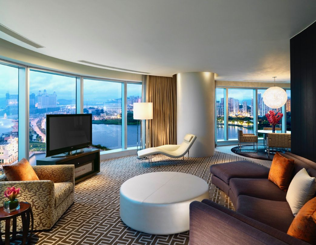 The Most Fabulous Luxury Hotels in Macau, China\'s Vegas