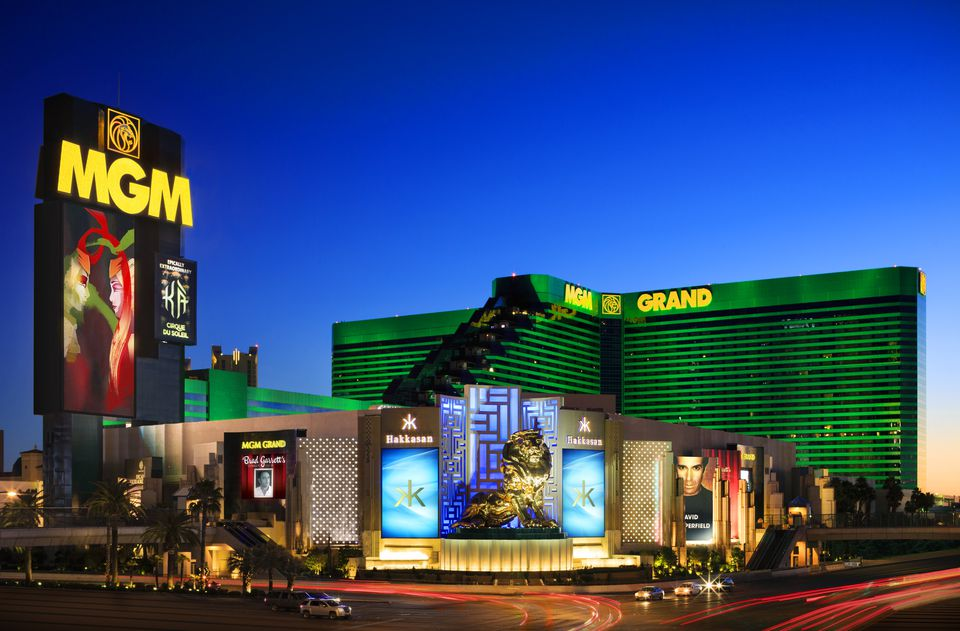 Have Your Teenager Solve A Crime In Las Vegas MGM Grand