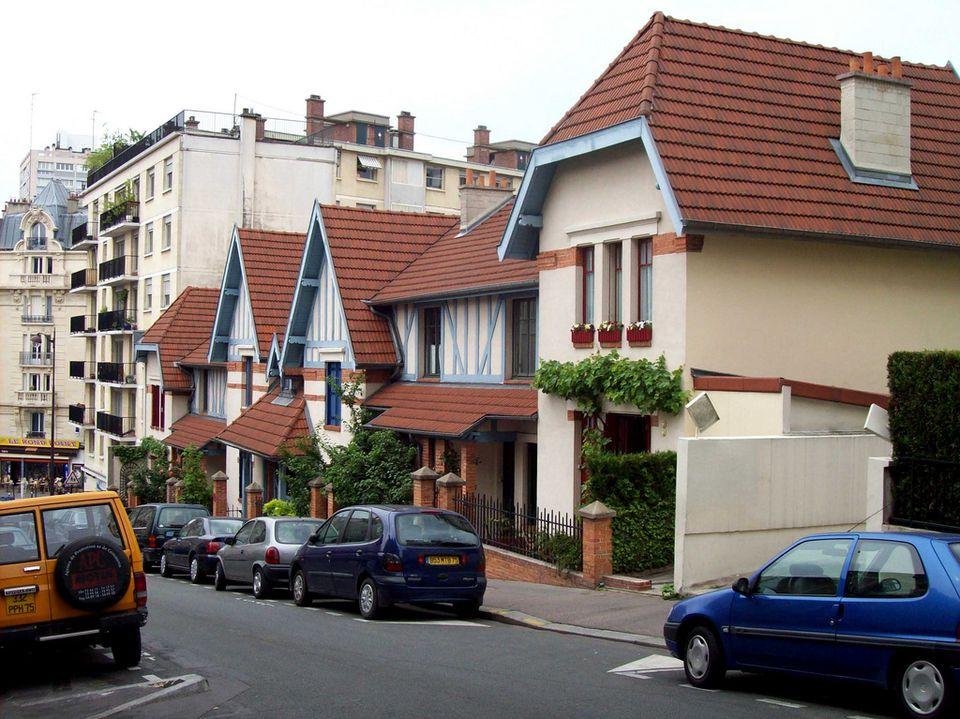 la butte aux cailles, Paris
