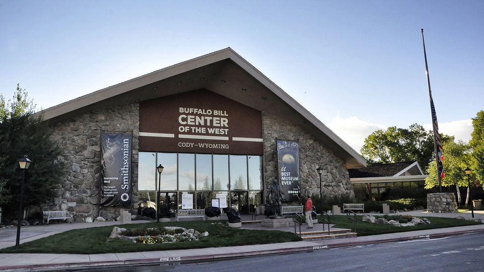 Buffalo Bill Center Of The West Draper Natural History Pics