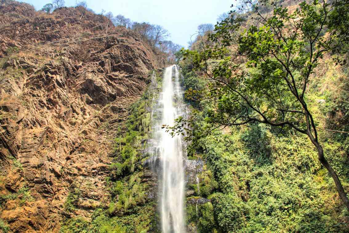 Wli Waterfall, Ghana