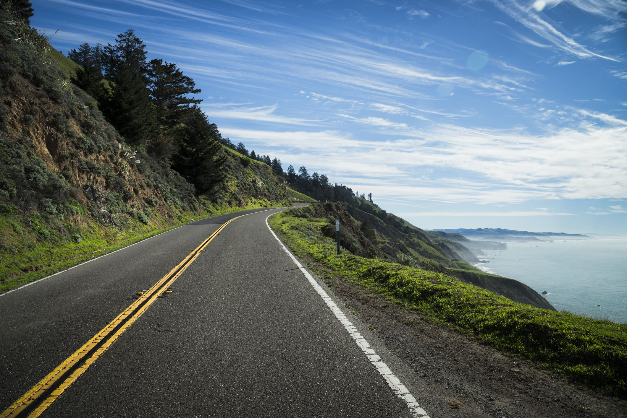 Driving California's Scenic Highway One