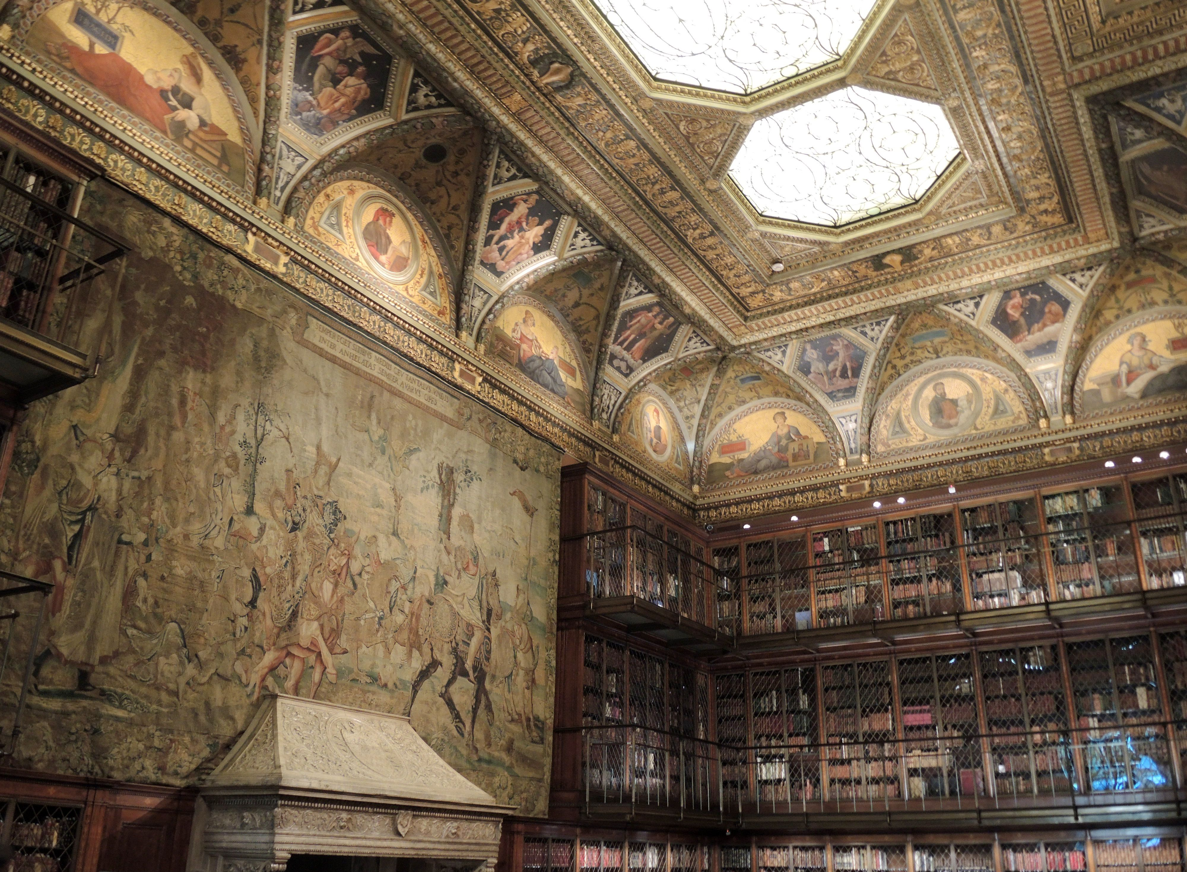 Planning A Road Trip >> Discover the Secrets Inside the Morgan Library and Museum