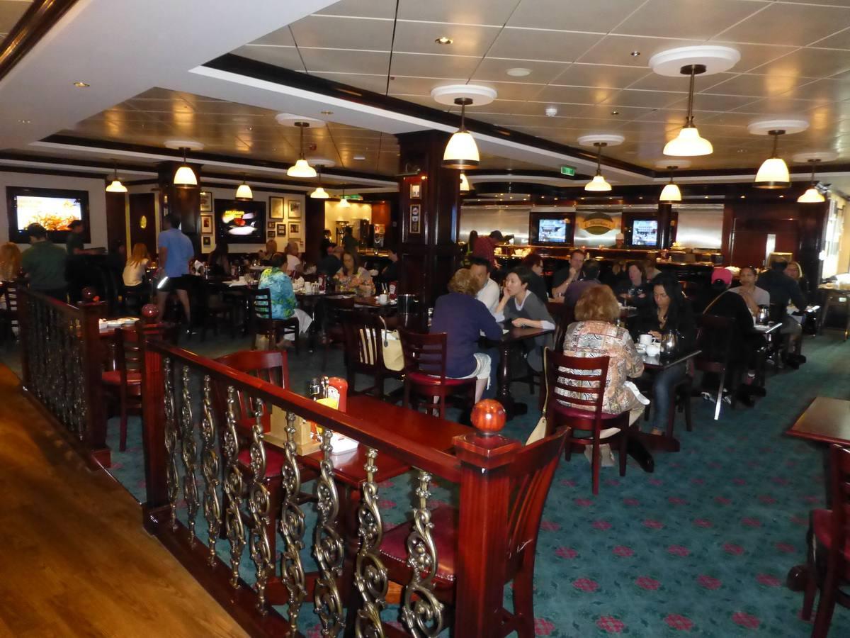 O'Sheehan's Neighborhood Bar & Grill on the Norwegian Breakaway