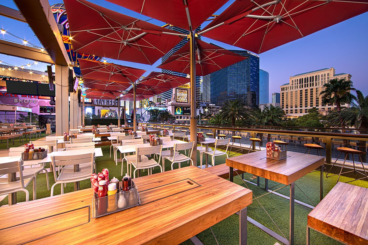 Top Rooftop Bars in Las Vegas