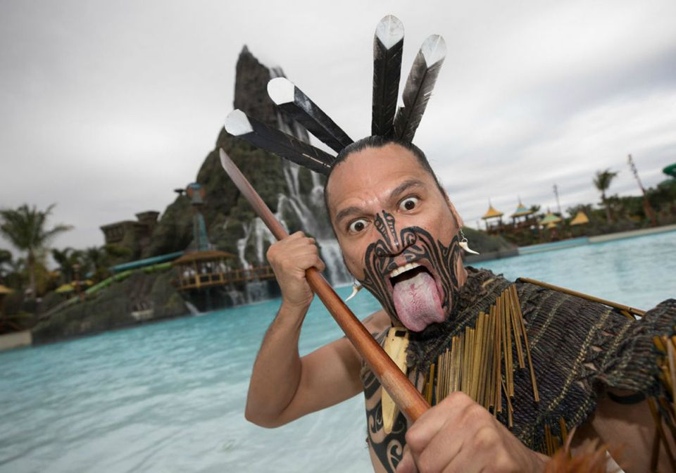 Volcano Bay Waterpark at Universal Orlando Resort