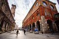 Navigli District in Milan, Italy