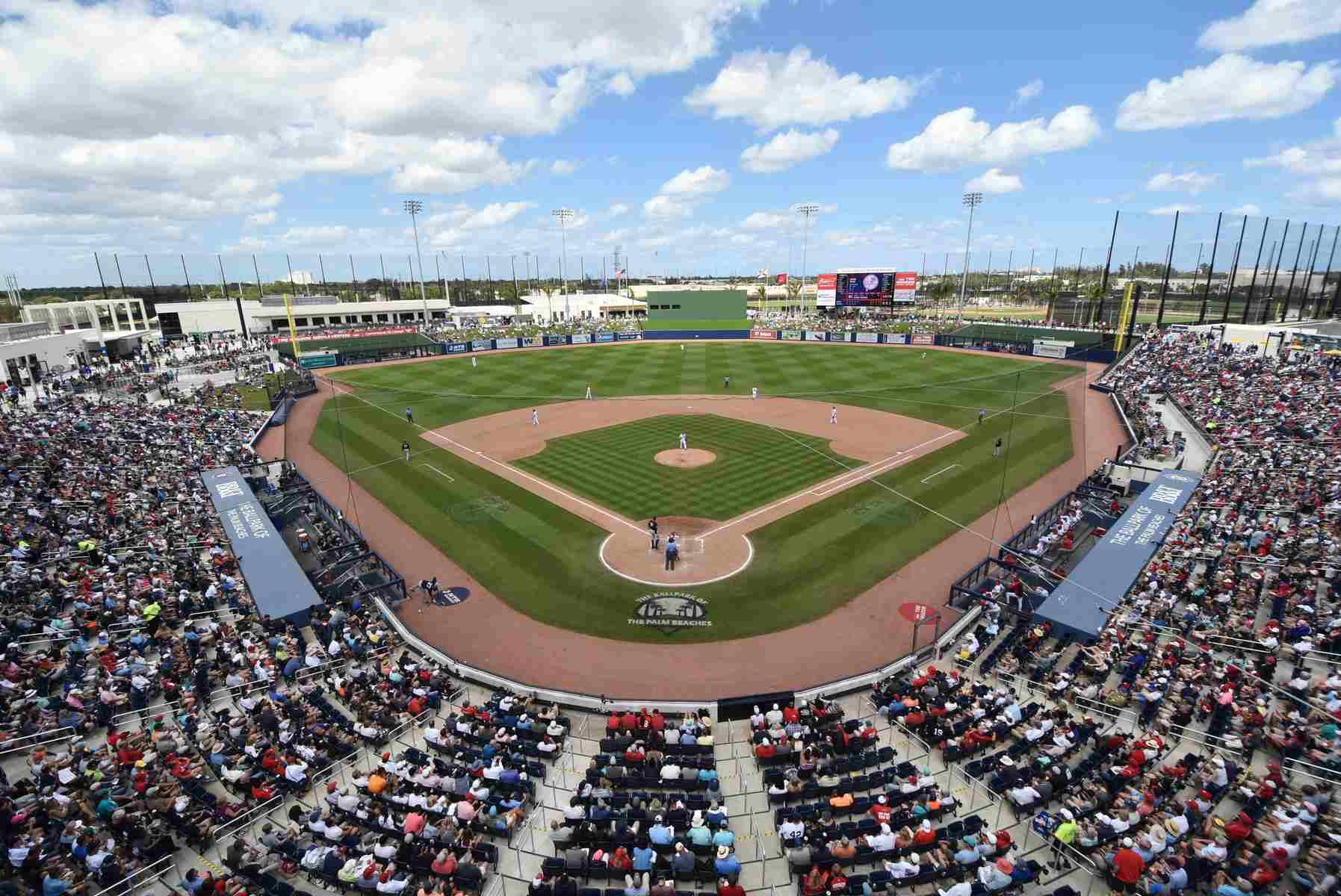 The FITTEAM Ballpark West Palm Beach, Florida