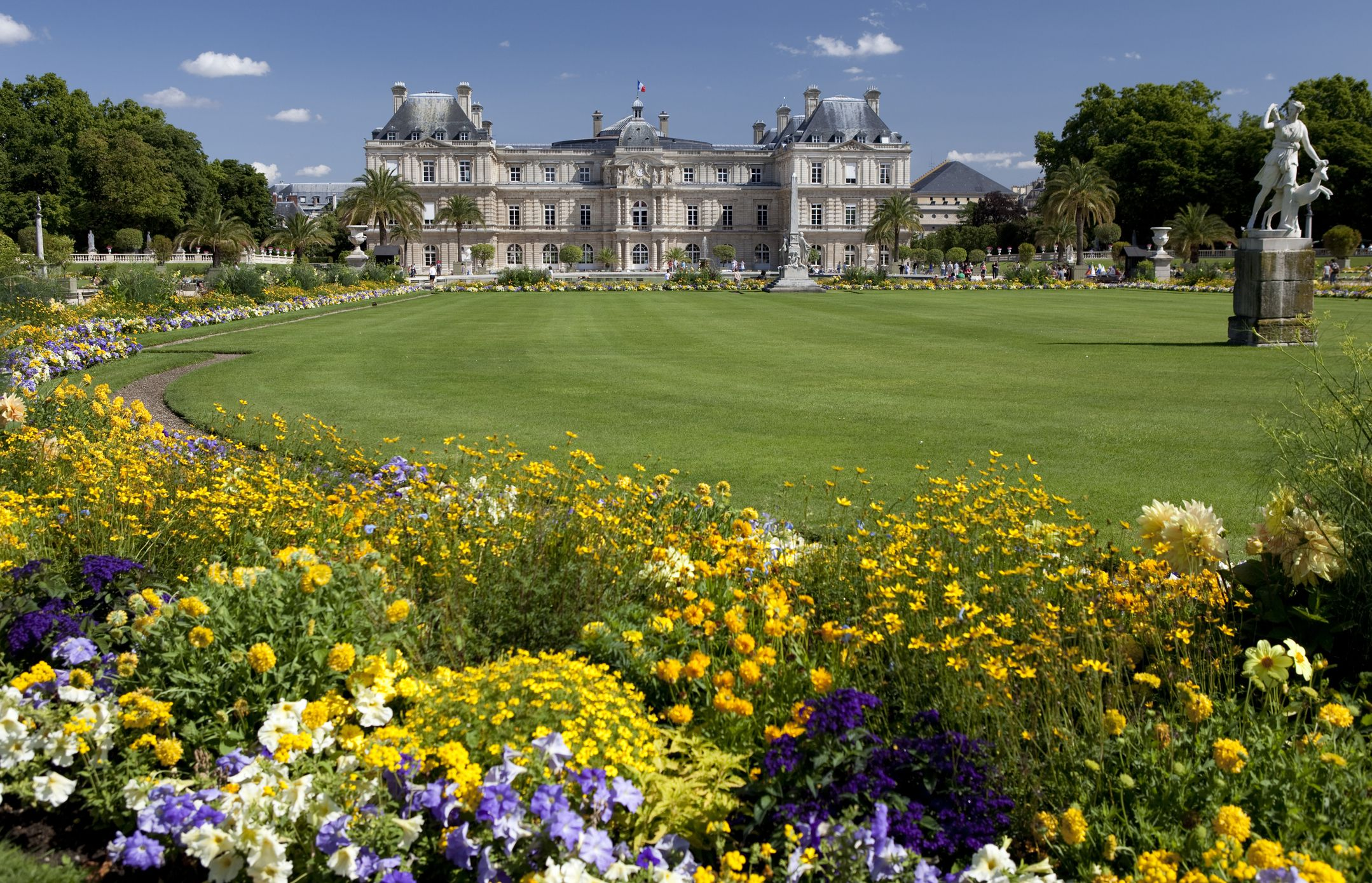 Visitor S Guide To The Luxembourg Gardens In Paris