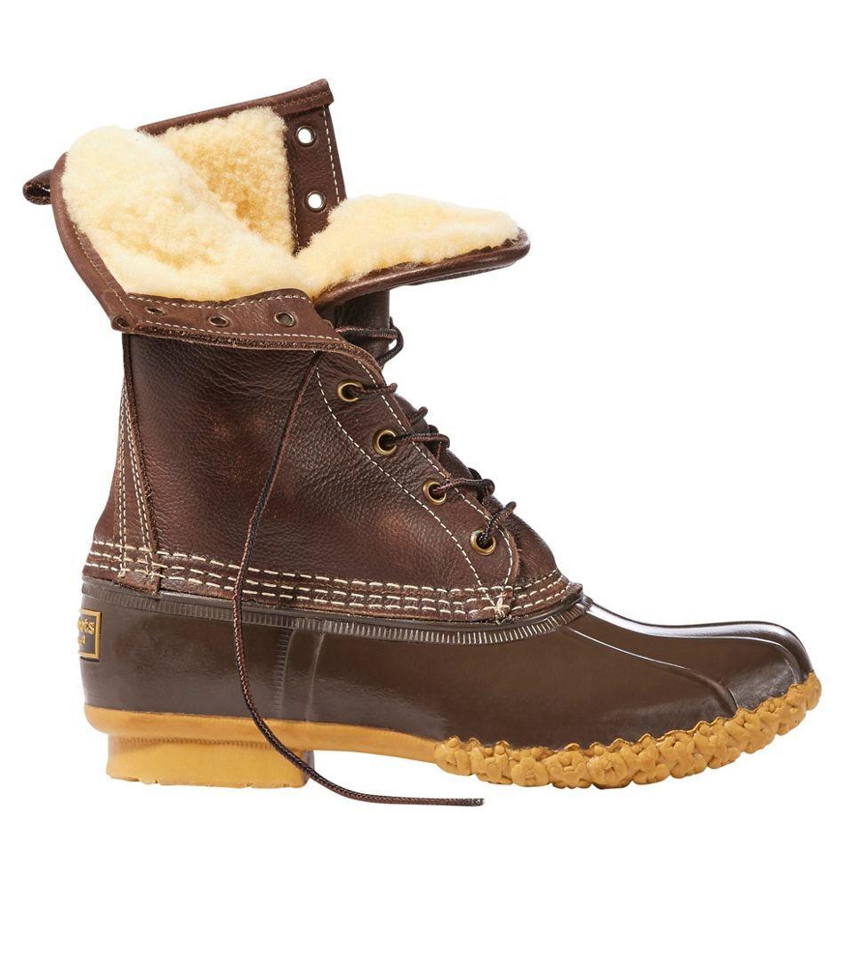 Bean Boots for Women