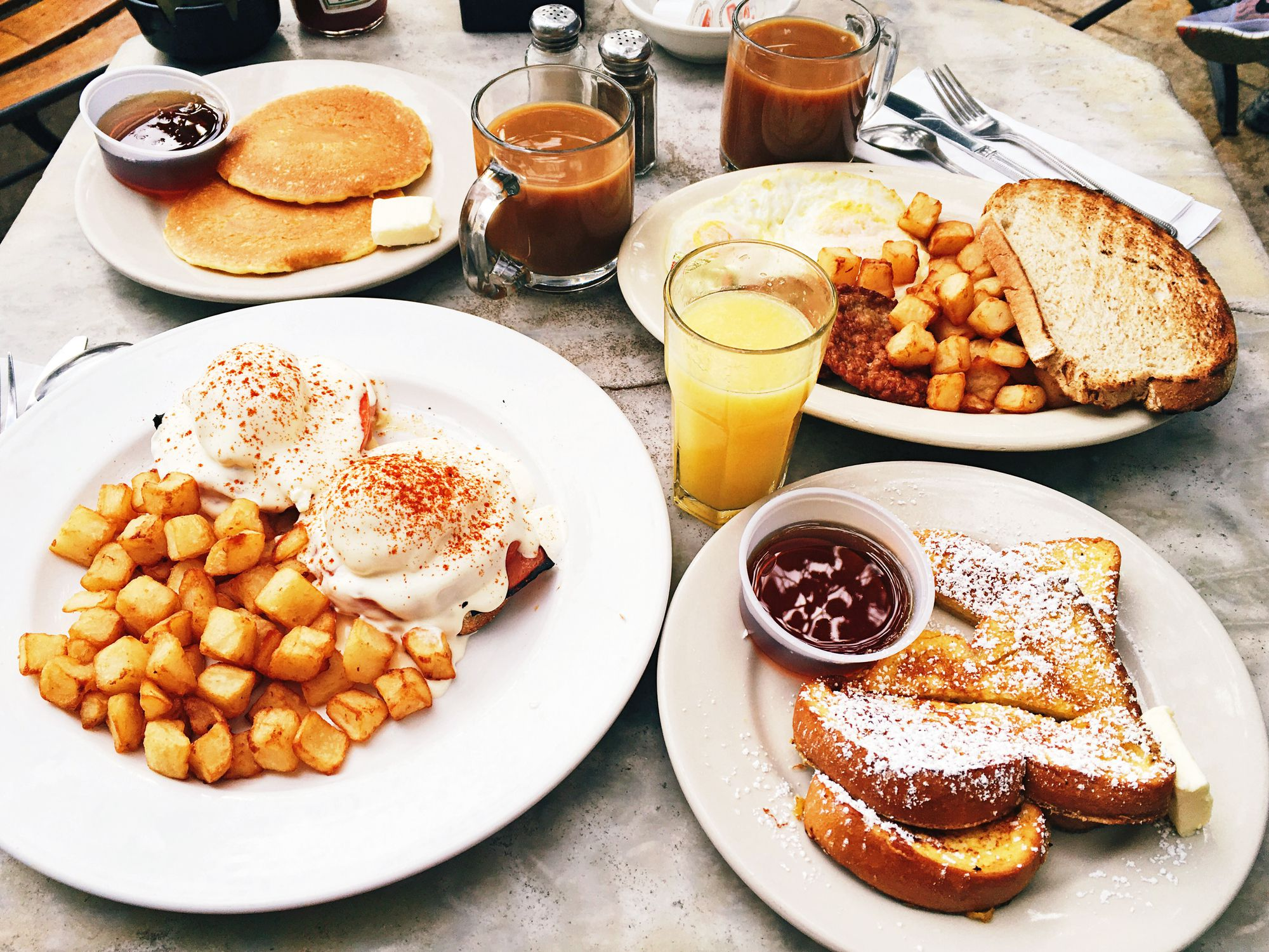 10 Great Restaurants for Outdoor Brunch in Manhattan