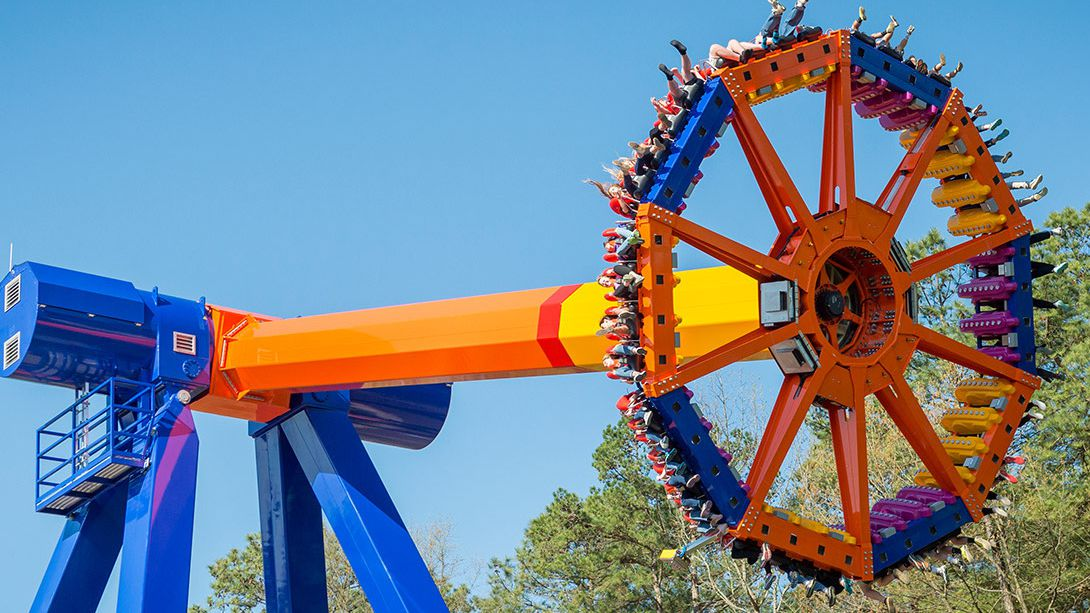 Your Guide to Virginia Theme Parks and Water Parks