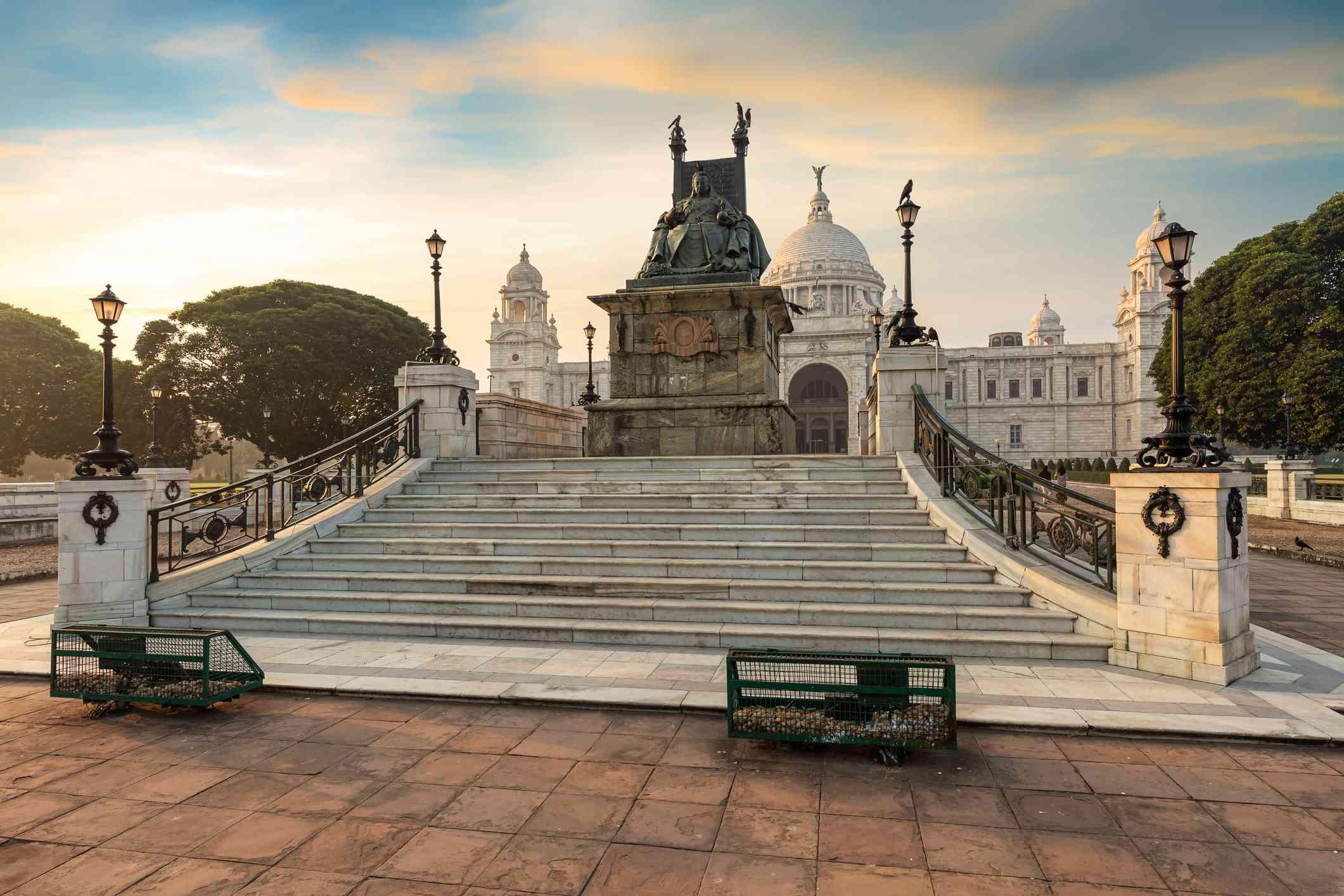 Victoria Memorial Museum, Kolkata.