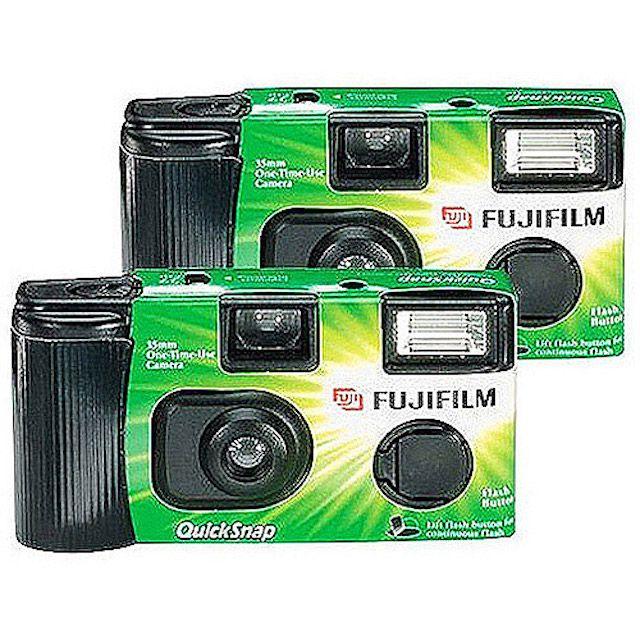 Fujifilm 2 Pack