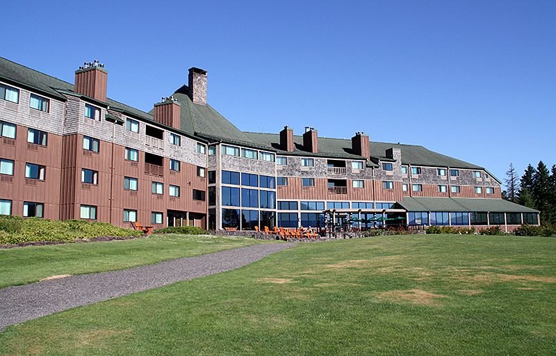 Skamania Lodge en Stevenson, Washington