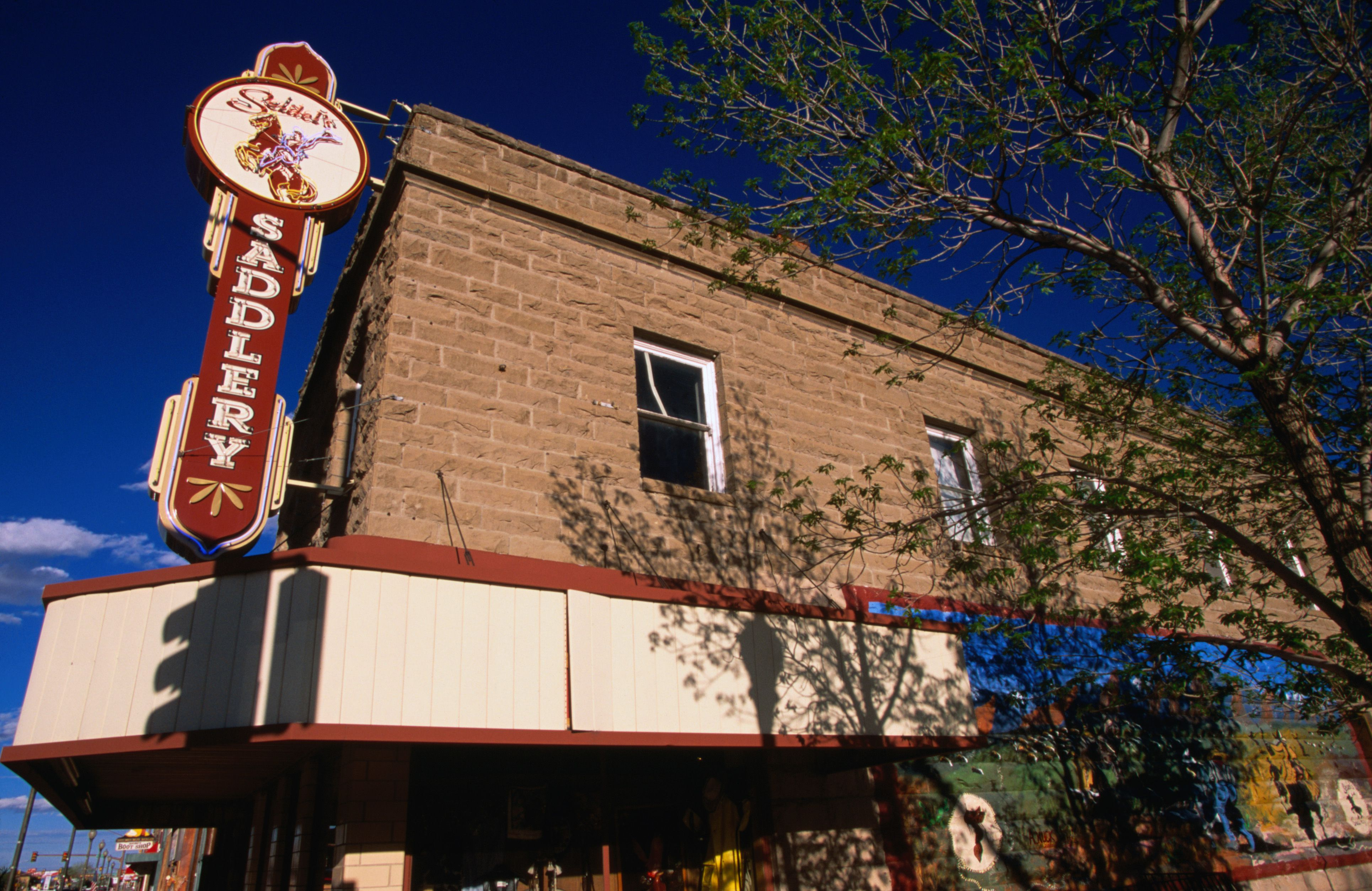 Seidel's Saddlery for western riding supplies and gifts in Cody.
