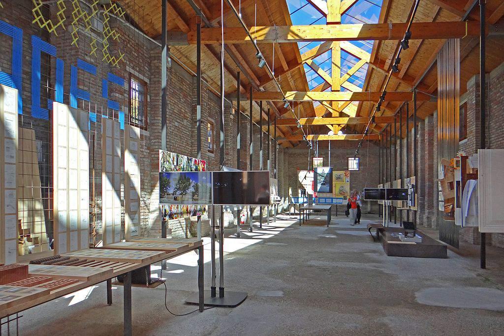 Bienal de Arquitectura, Venecia