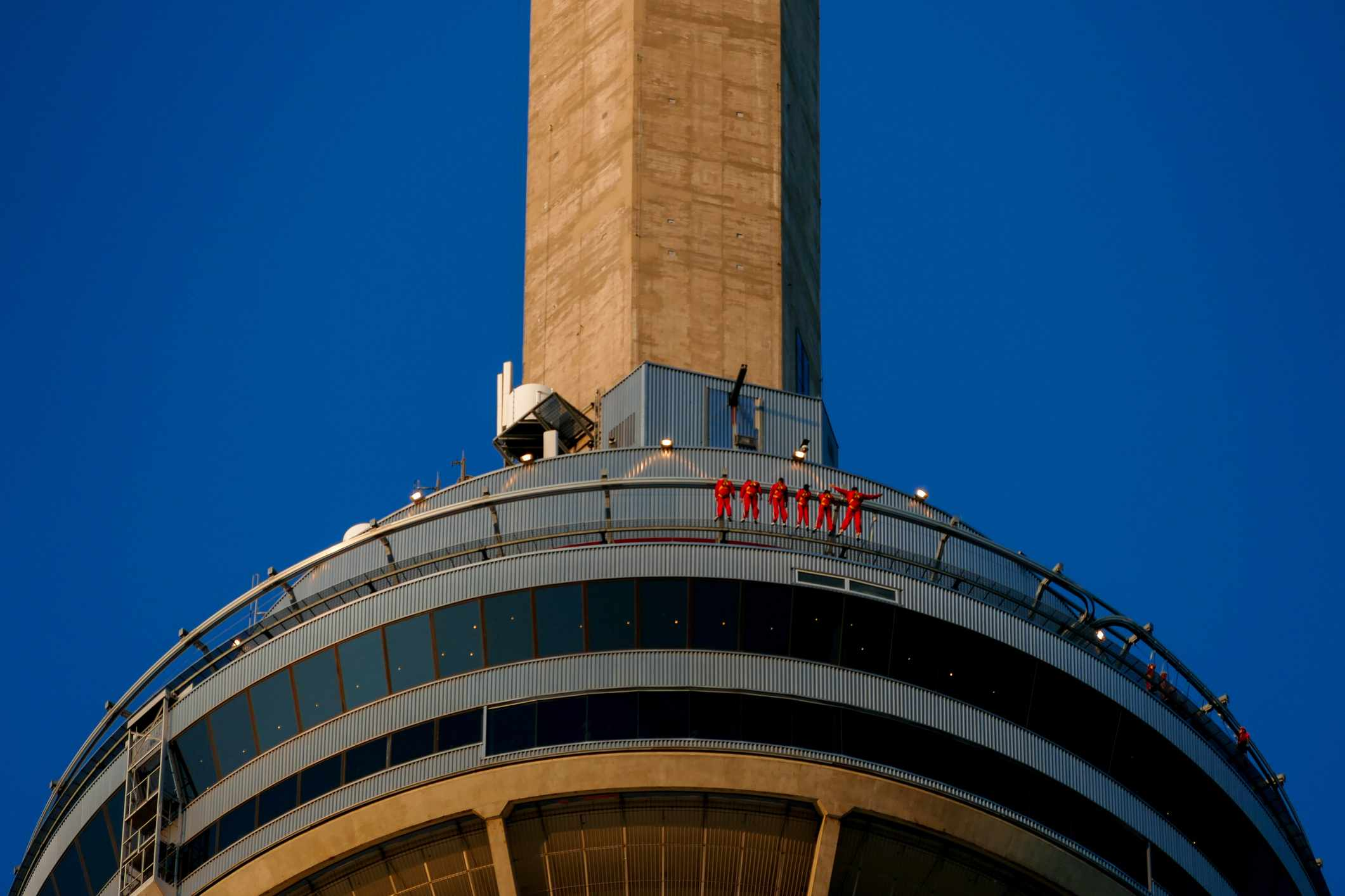 CN Tower EdgeWalk