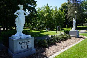 Wright Park Tacoma