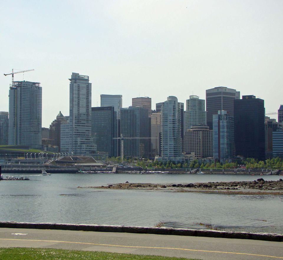 Vancouver es la ciudad de la costa oeste más grande y visitada de Canadá.