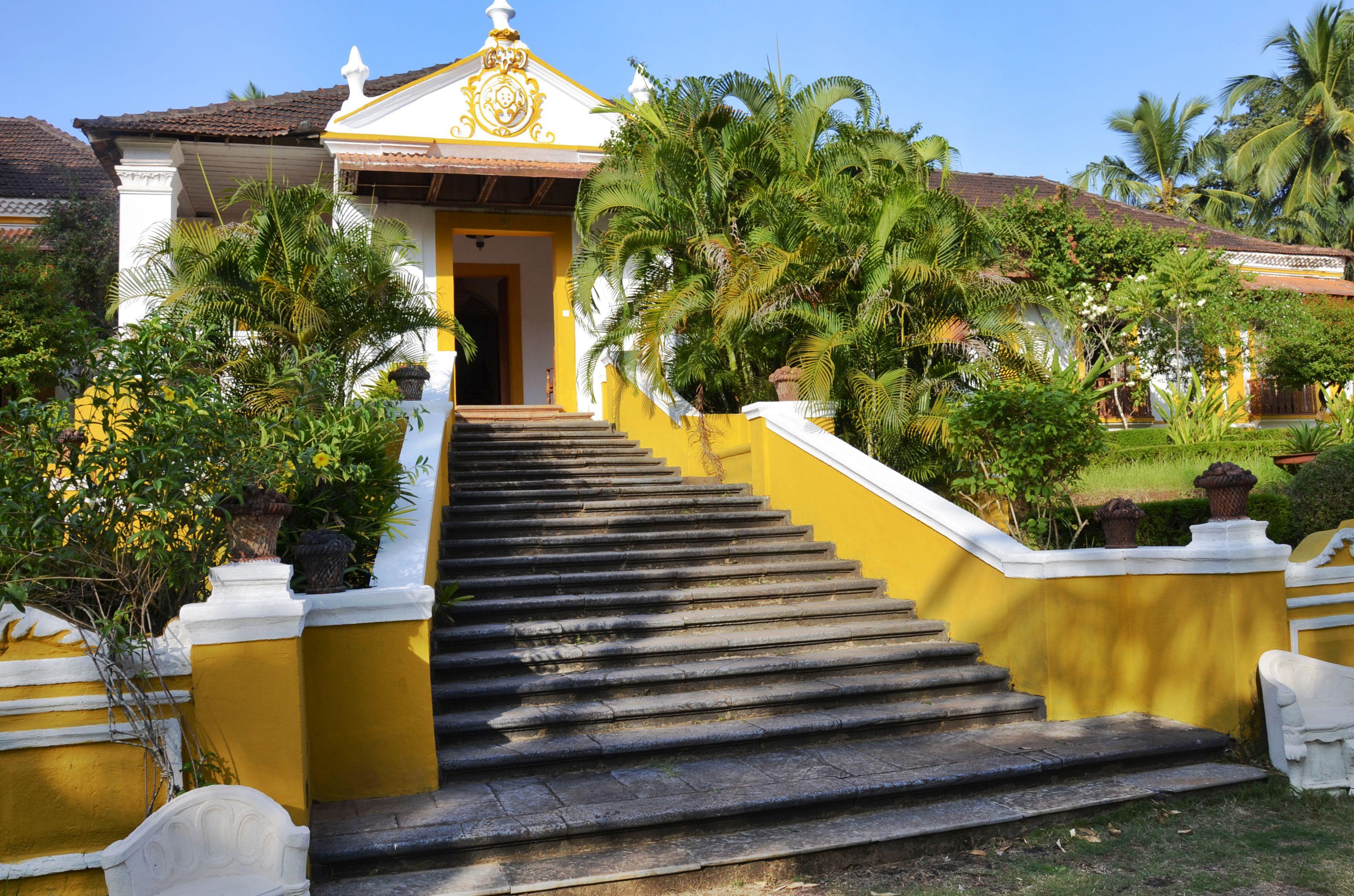 Palacio do Deao.
