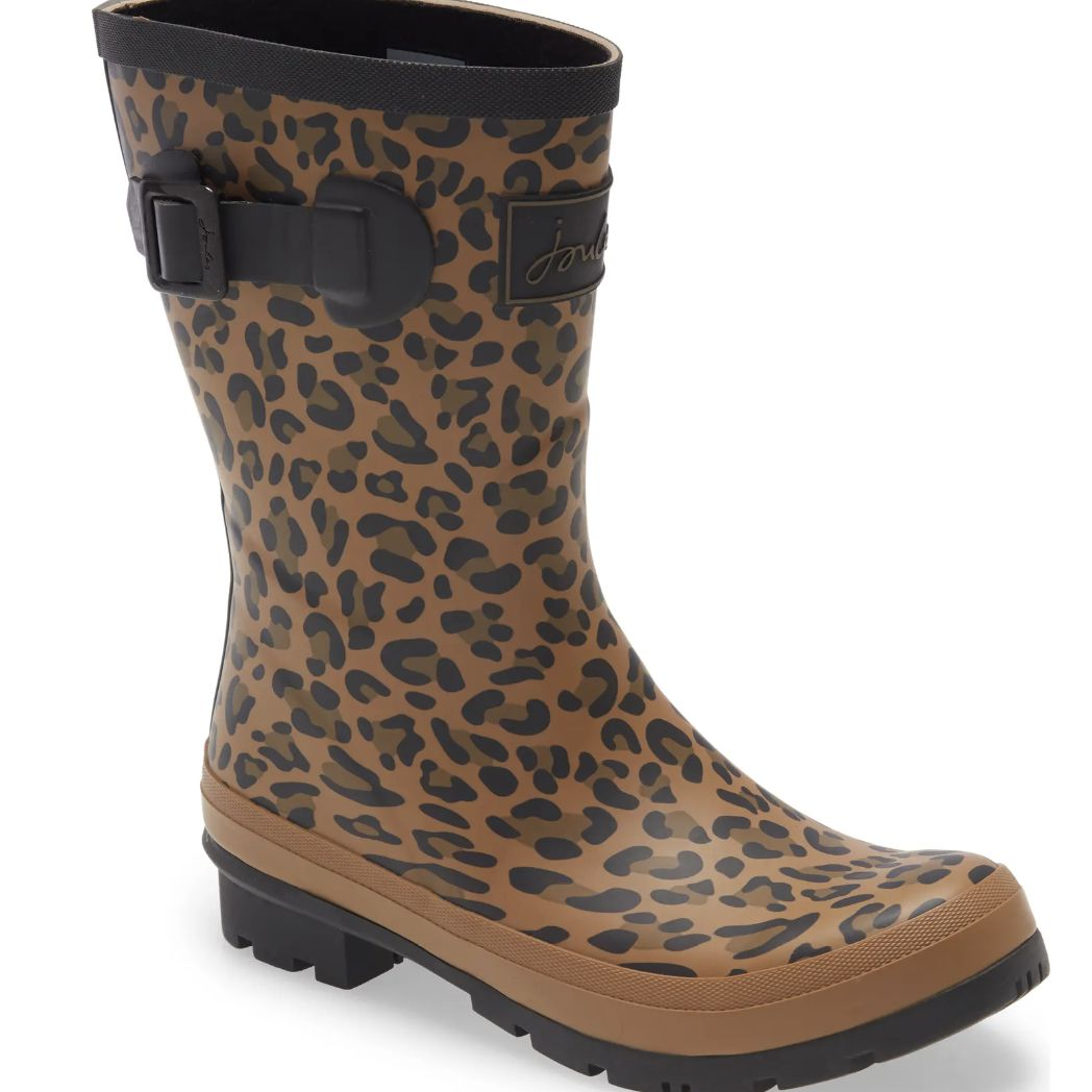 Joules Molly Welly Waterproof Rain Boot