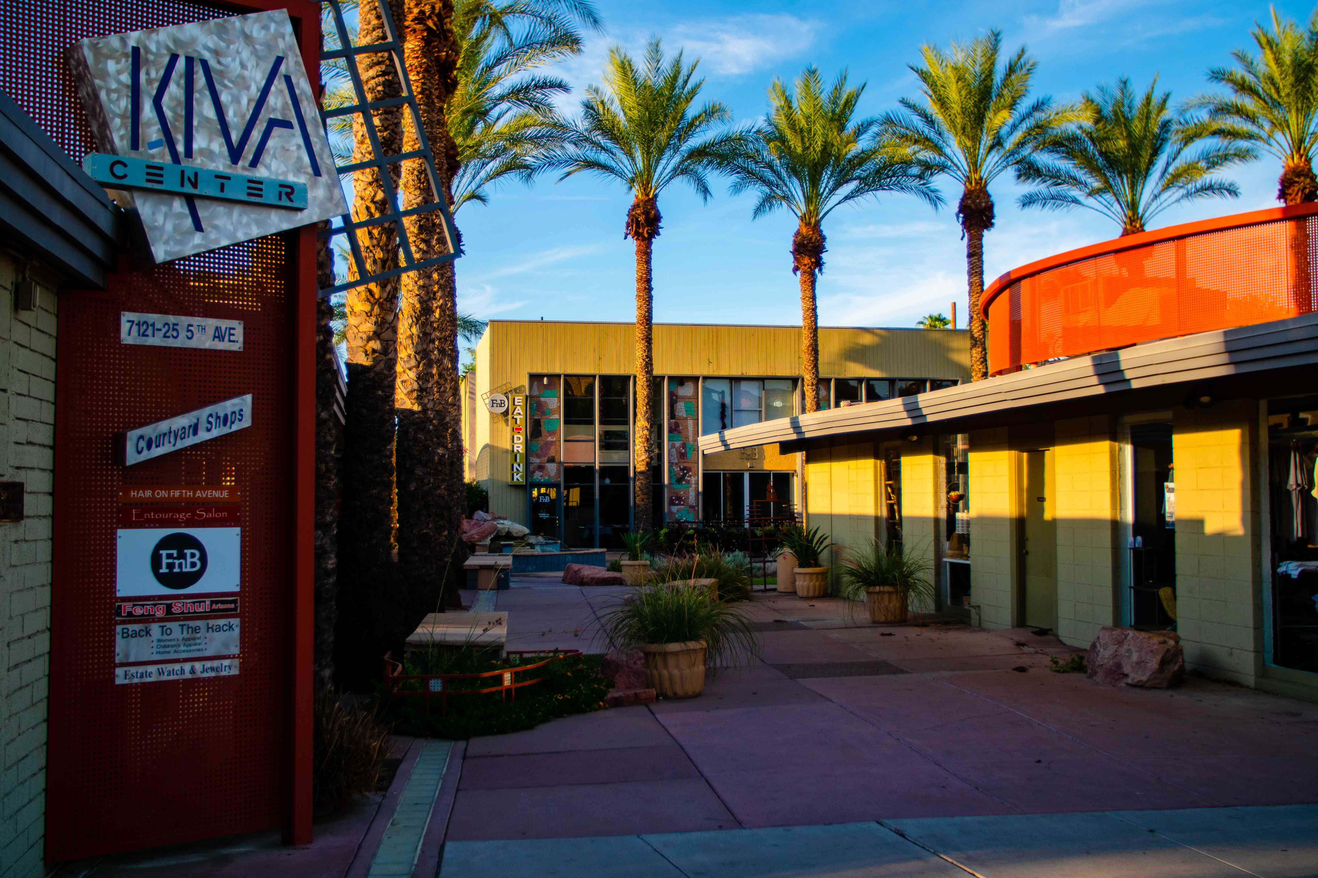 Scottsdale ArtWalk en Scottsdale , Arizona