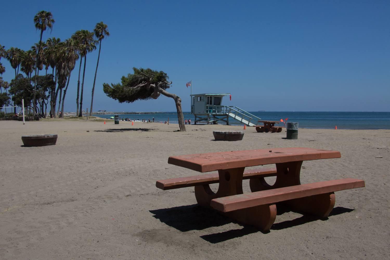 Playa Cabrillo, San Pedro, Los Ángeles, CA