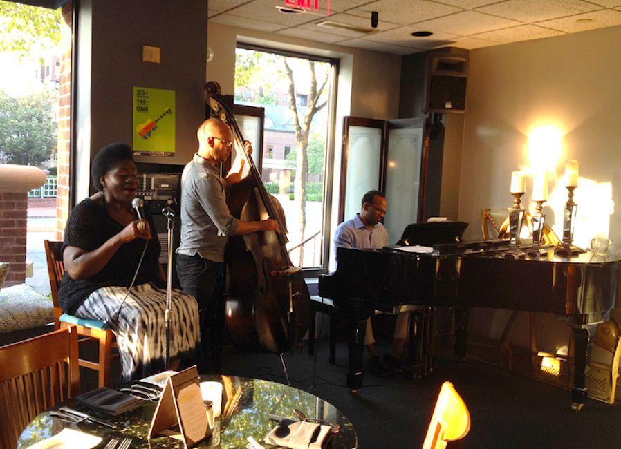 Live music at Laporta's Restaurant