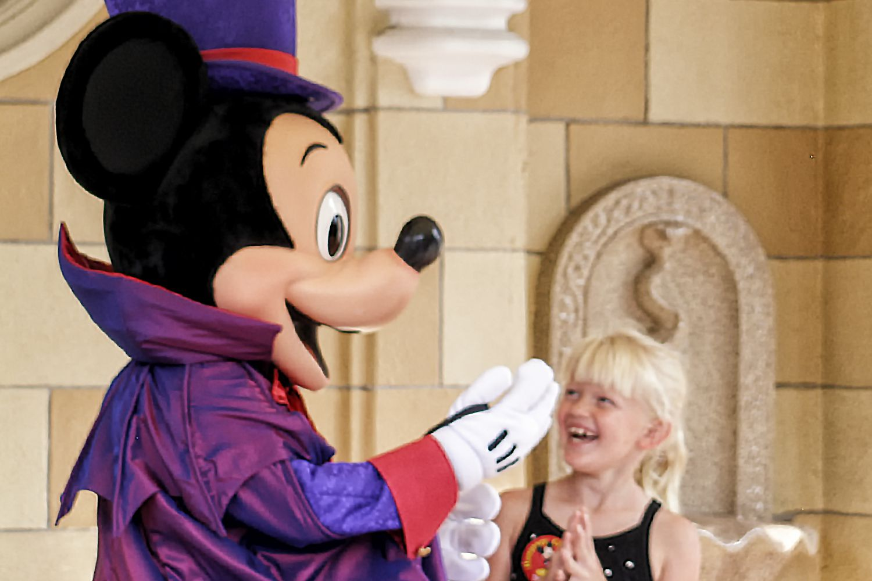 Disfraz de Mickey de Halloween