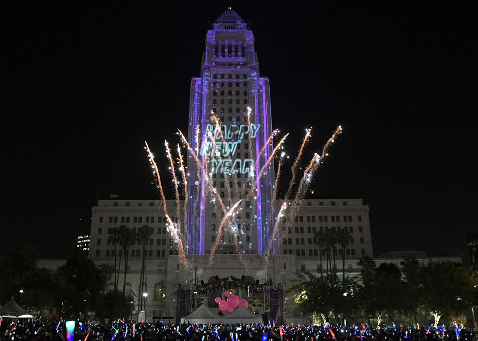 Things To Do In La For New Years Eve