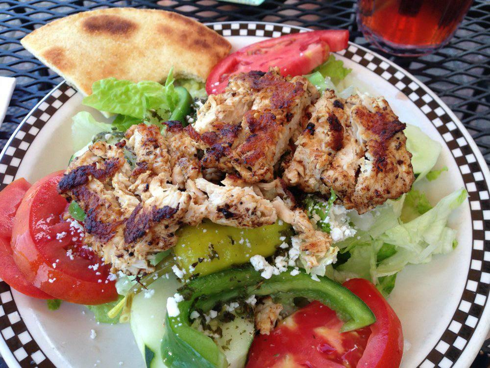 Los mejores restaurantes griegos en Charlotte
