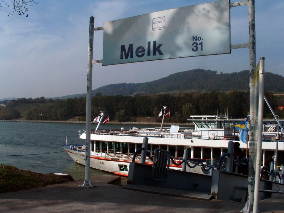Viking River Cruises' Viking Spirit in Melk, Austria
