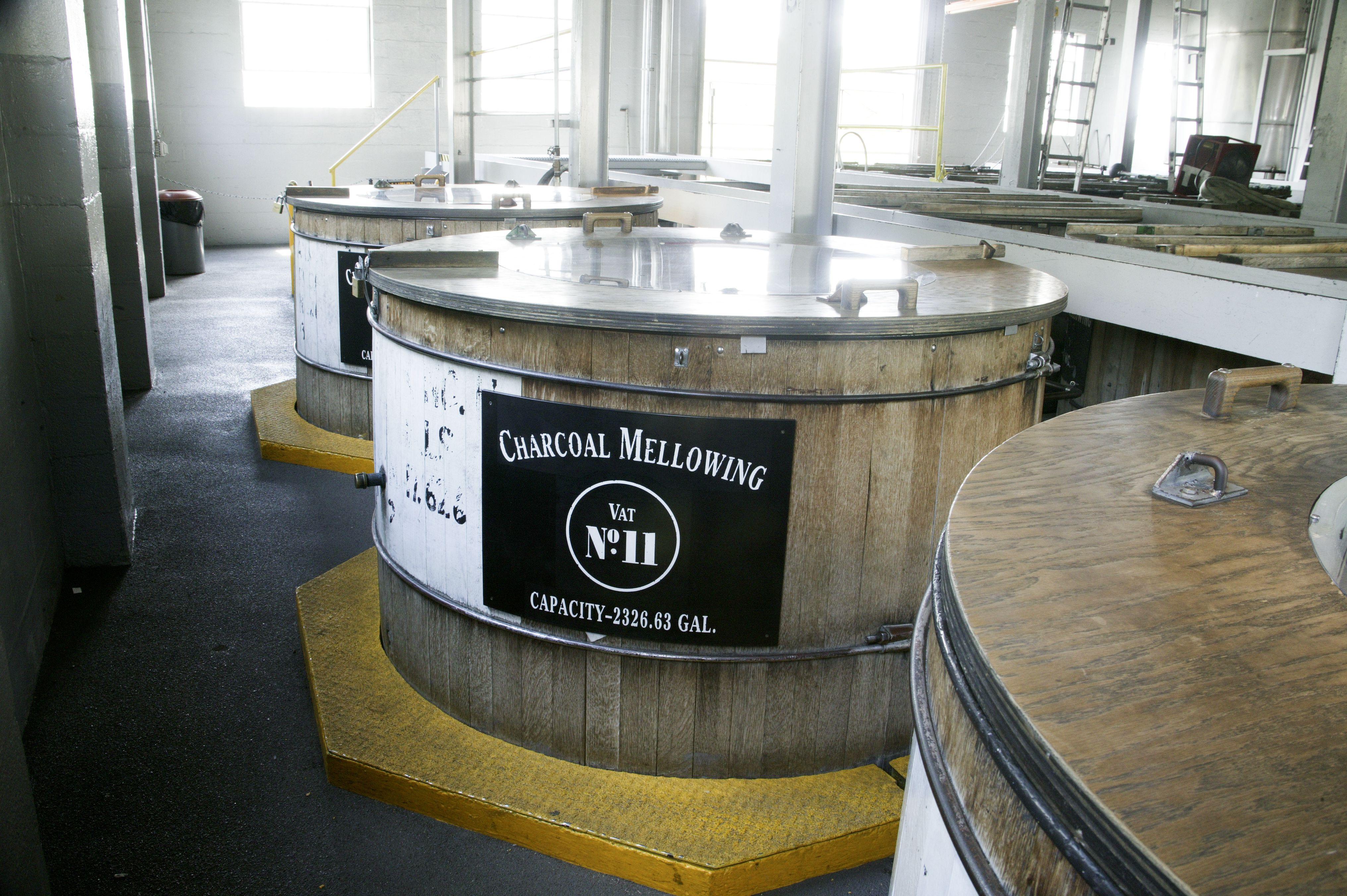 Jack Daniel's Distillery in Tennessee