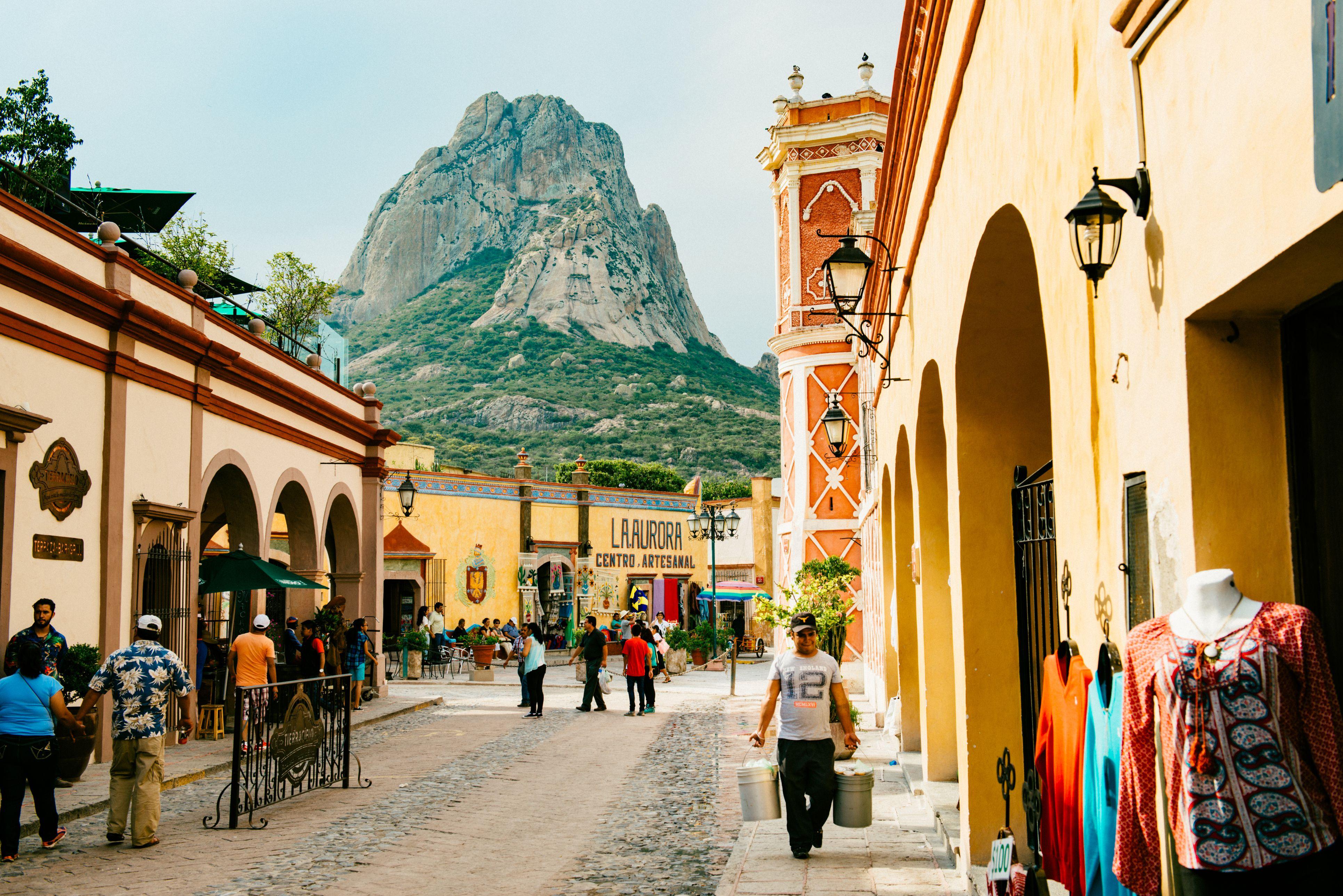Peña de Bernal, Mexico