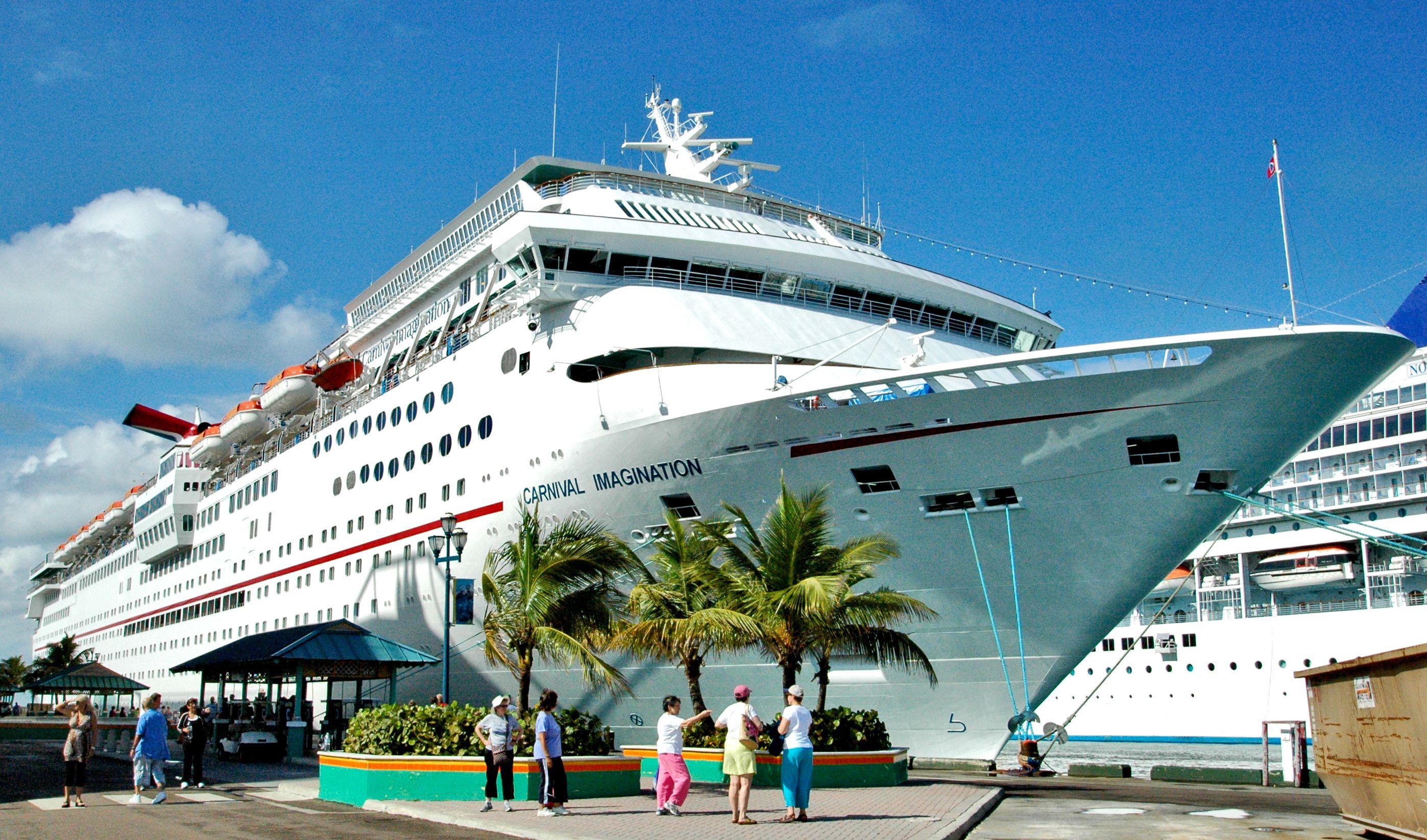 Carnival Imagination at Nassau