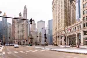 Architecture on the magnificent mile
