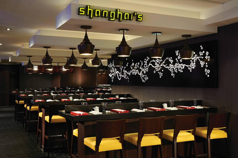 Shanghai's Noodle Bar on the Norwegian Getaway