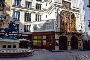 The Fragonard Musée du Parfum in Paris, France