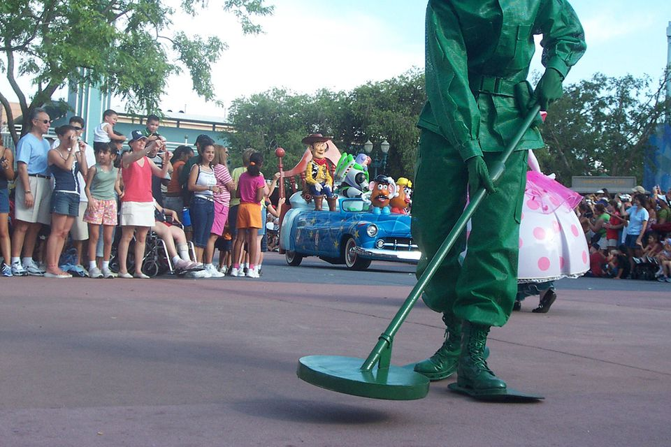 Disney World – MGM – Car Parade