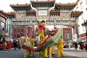 Chinese New Year Parade, Washington, D.C.