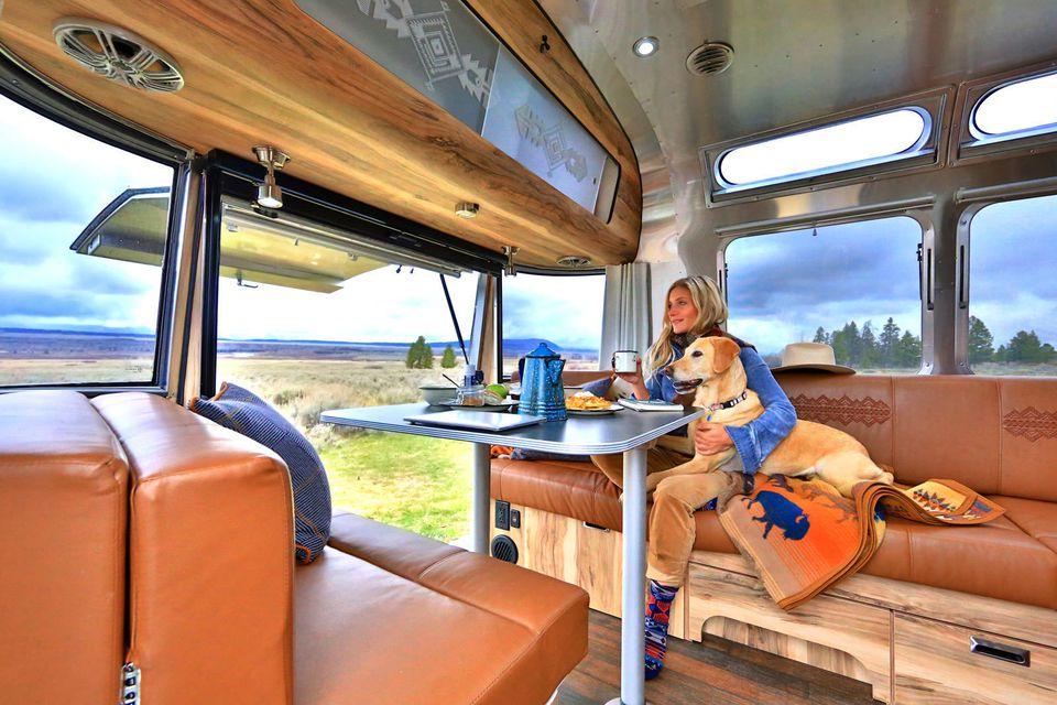 Pendleton Airstream